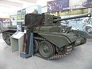 Tank Cruiser Mark VII A27M, Cromwell IV (4536199793)