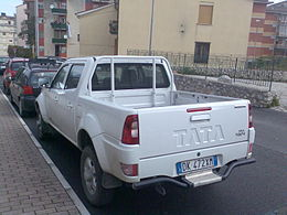 Tata Xenon rear view.jpg
