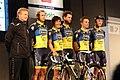 Team Saxo Bank, Japan Cup 2012.jpg