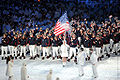 Team USA at 2010 Winter Olympics opening ceremony 2.jpg