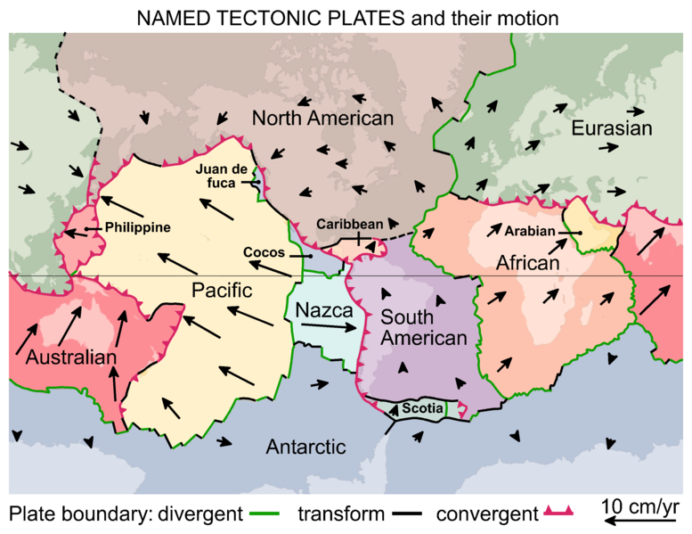 File:Tectonic plates boundary types & movement.png