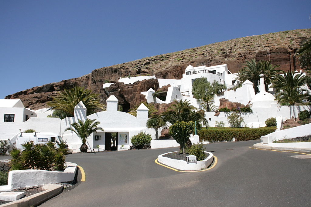 Lagomar, Lanzarote, Canary Islands