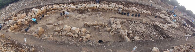 File:Tel Akko Panorama of Marj Rabba 2013 (9510743788).jpg