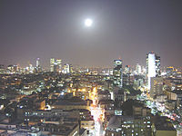 Tel Aviv Skyline At Night.jpg