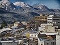 Telegraph Hill with Parking Garage site Snow Hole 7604 (31356349081).jpg