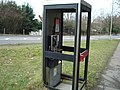 Telephone Box, Hermitage Lane, Barming - geograph.org.uk - 1751967.jpg