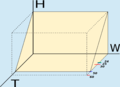Television bandwidth 1080i50 diagram-cube 3-axis H-W-T (height-width-frequency).png