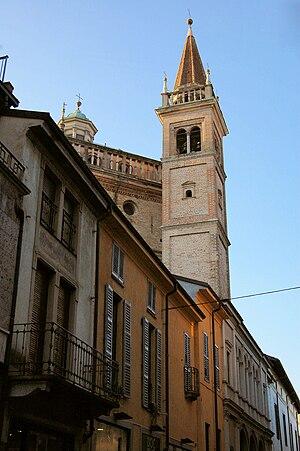 Tempio Civico della Beata Vergine Incoronata - A view of the Tempio dell'Incoronata.
