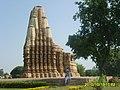 Temple-5, Khajuraho, Madhyapradesh, India.jpg