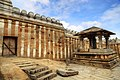 Temple compound of Shravanbelagola.jpg