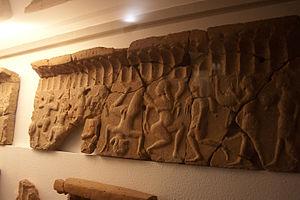 Acquarossa, Italy - Architectural terracotta from Acquarossa