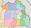 Thailand Northeastern location map with colours.png