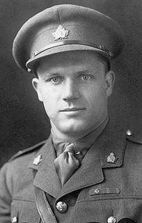 Thain Wendell MacDowell Canadian military officier