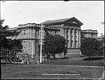 The (Australian) Museum, from Hyde Park, Sydney (4903830312).jpg