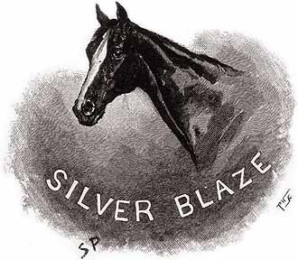 The Adventure of Silver Blaze - 1892 illustration by Sidney Paget
