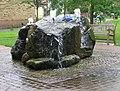 The Burley Fountain - Main Street, Burley - geograph.org.uk - 911279.jpg
