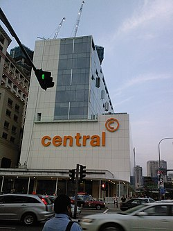 The Central, Singapore, under construction.jpg