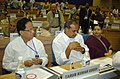 The Chief Minister of Assam Shri Tarun Gogoi, the Chief Minister of Andhra Pradesh Shri Y.S. Rajasekhara Reddy and The Chief Minister of Tamil Nadu Dr. J. Jayalalitha at the inauguration of the National Integration Council.jpg