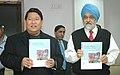 "The Deputy Chairman, Planning Commission, Shri Montek Singh Ahluwalia releasing the ""State Development Report of Arunachal Pradesh"", in New Delhi on December 01, 2009.jpg"