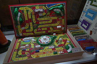 The Game of Life - Japanese-language version of the modern edition of The Game of Life