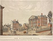 The Government House, New York 1650665