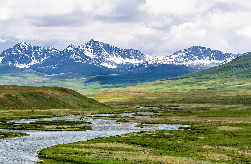 The Land of Giants, Deosai