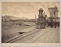 The Lincoln Funeral Train, Philadelphia MET DP254768.jpg