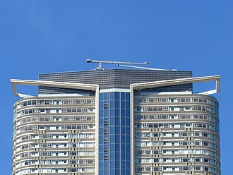 Penthouse apartment - The penthouse apartments located on the top floors of The Masterpiece in Tsim Sha Tsui, Hong Kong