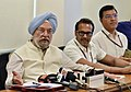 The Minister of State for Housing and Urban Affairs (IC), Shri Hardeep Singh Puri addressing after launching the several new initiatives under Smart City Mission and AMRUT, in New Delhi on July 09, 2018.JPG