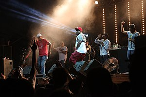 The Pharcyde - Slimkid3 and Fatlip at Donauinselfest 2013