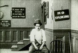 Mutual Film - Charlie Chaplin in The Property Man (1914)