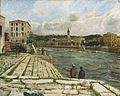 The Remains of Ponte Navi, Verona Art.IWMARTLD5715.jpg