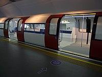 The Siemens Inspiro, Going Underground, The Crystal, Royal Victoria Docks (10595013805).jpg