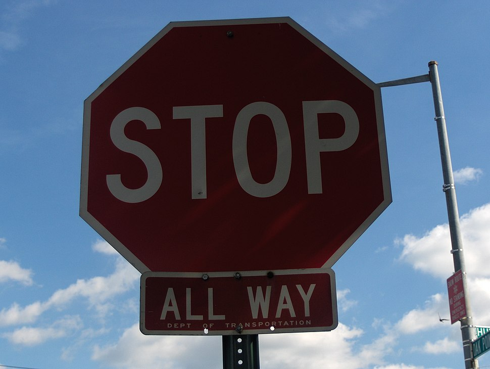 The Stop Sign in South Bronx