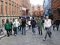 The Streets Of Dublin After The St. Patrick's Day Parade (5535297063).jpg