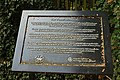 The Turner Memorial - Plaque - geograph.org.uk - 1503869.jpg