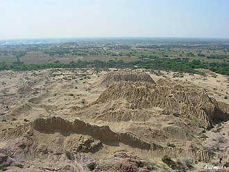 Túcume - The Túcume mounds