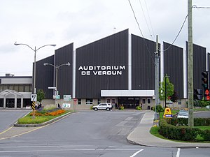 Verdun Auditorium - Image: The Verdun Auditorium