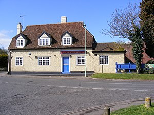 Sproughton - Image: The Wildman Public House geograph.org.uk 1241481