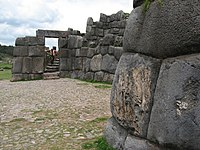 The gate of Sacsuhyuaman and ciclopic walls.jpg