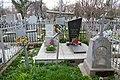 The graves of Zhebrovskaya. Yafimovich, Gregory and Antonina Zhukovsky.jpg