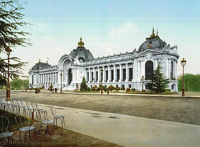 File the little palace exposition universal 1900 paris wikimedia commons - Exposition grand palais paris ...
