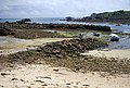 The old piers of Porthennor harbour - geograph.org.uk - 935191.jpg