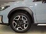 The tire wheel of Subaru XV Advance (5AA-GTE).jpg