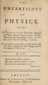 The uncertainty of physick (IA b3188829x).pdf