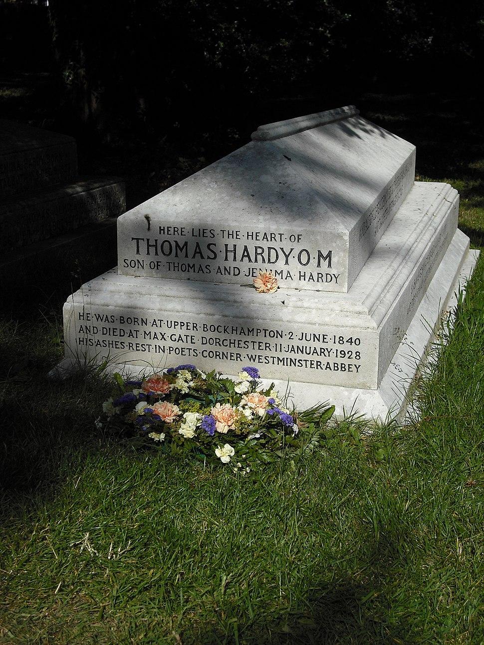 Thomas Hardy's heart