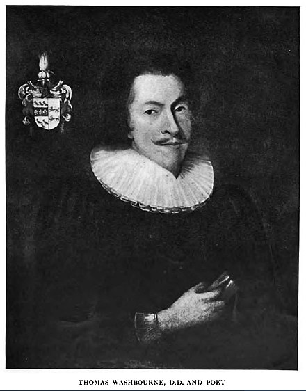 Rev. Dr. Thomas Washbourne, D.D. Thomas Washbourne D.D.jpg