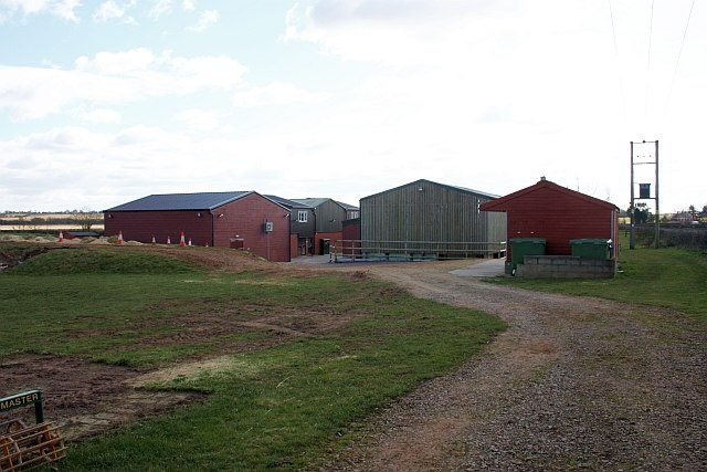Three Counties Equine Hospital - geograph.org.uk - 1770200