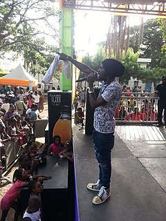 Merchant (reggae artist)