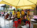 Ticket Window and Service Center in Busy 20140705b.jpg